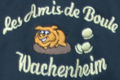 Les amis de boule Wachenheim